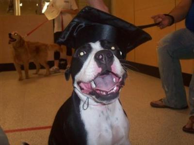 Delilahs Graduation