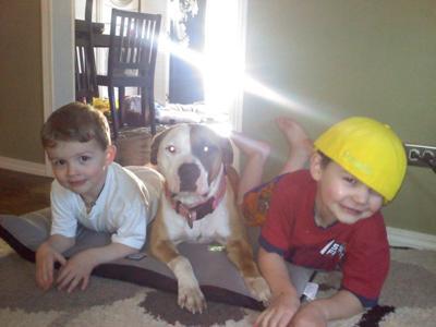 Trio of Trouble